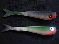 Поролоновая рыбка неоснащенная