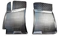 Полиуретановые передние коврики для Daewoo Lanos / Sens 1997- (AVTO-GUMM)