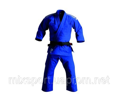 "Кимоно adidas ""J500 Training ""синее"