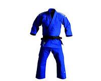 "Кимоно adidas ""J500 Training ""синее, фото 1"