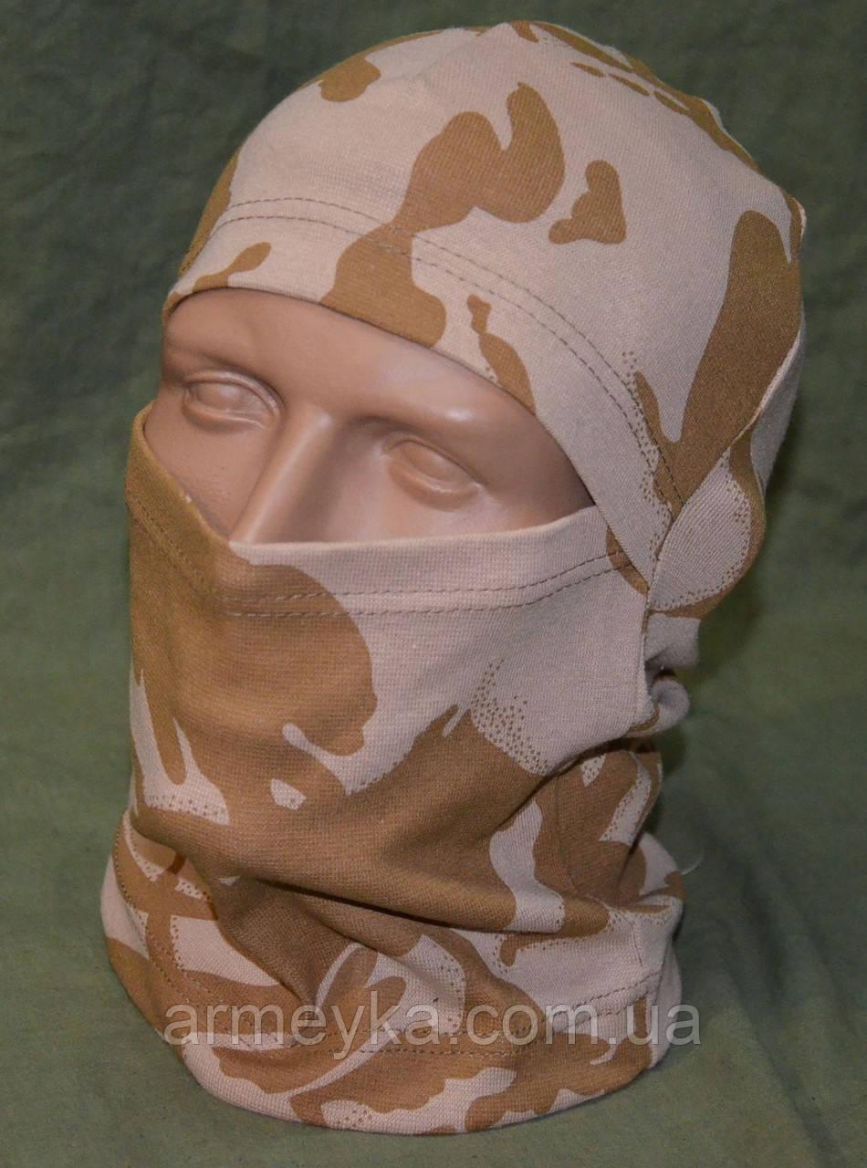 Балаклава летняя, камуфляж DDPM UA