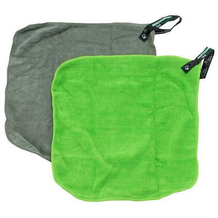 Набір рушників міні Sea To Summit Tek Towel 2 Washcloths, фото 2