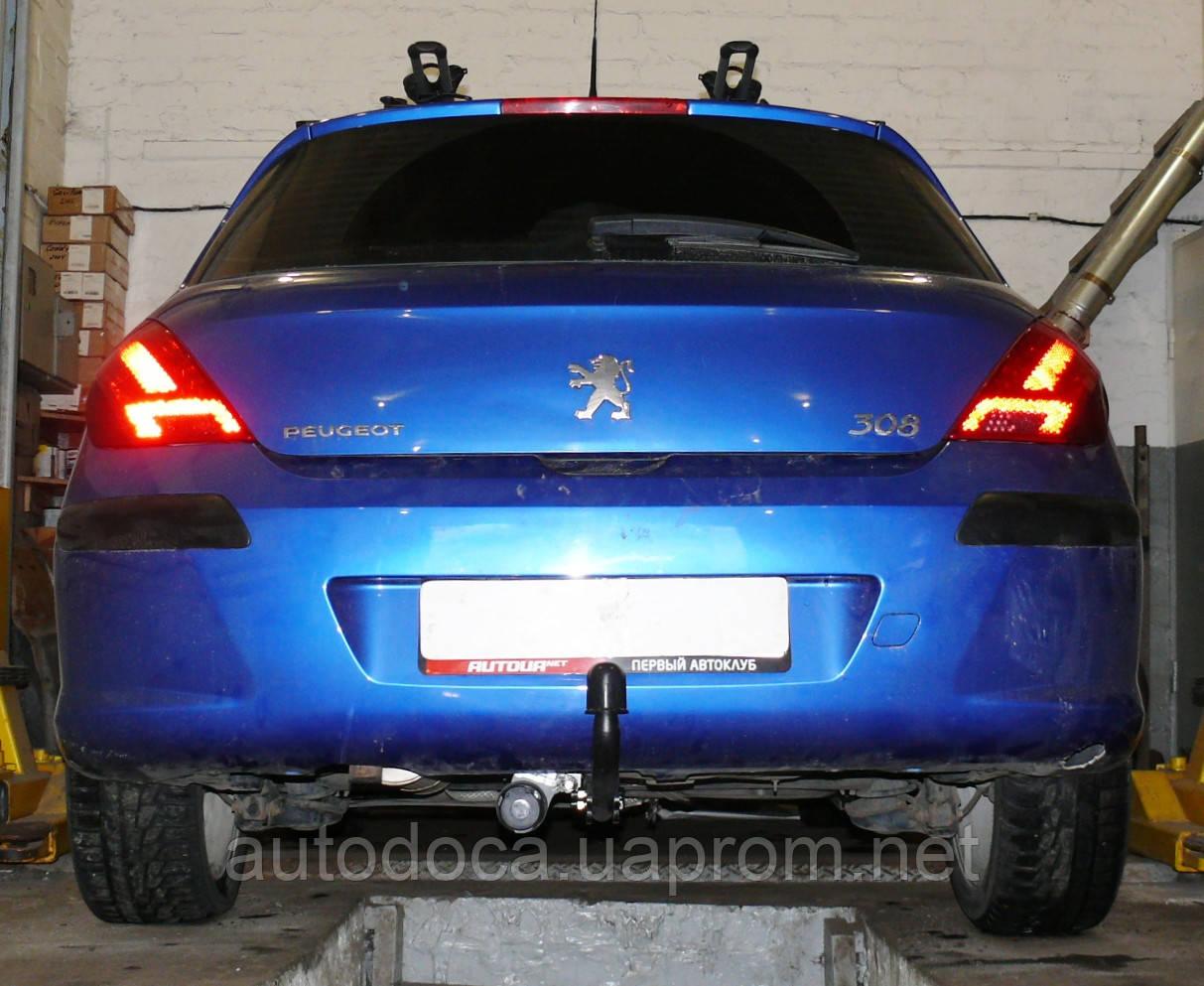 Фаркоп Peugeot 308 з установкою! Київ