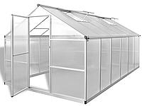 Теплица садовая из поликарбоната 6,8м²