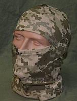 Балаклава летняя, камуфляж МО Украины ACUPAT tan UA