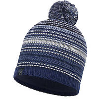 Шапка Buff Knitted & Polar Hat Neper, Blue Ink