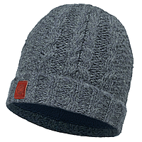Шапка Buff Knitted & Polar Hat Amby Seaport Blue/navy