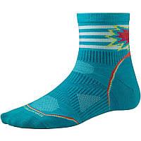 Термоноски Smartwool Women's PhD Cycle Ultra Light Pattern Mini Socks
