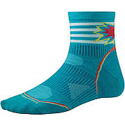 Термоноски Smartwool Women's PhD Cycle Ultra Light Pattern Mini Socks