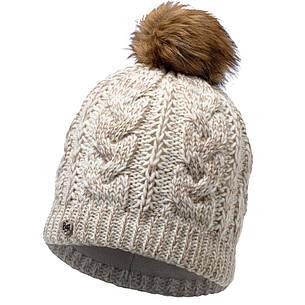 Шапка Buff Knitted & Polar Hat Darla, Cru, фото 2