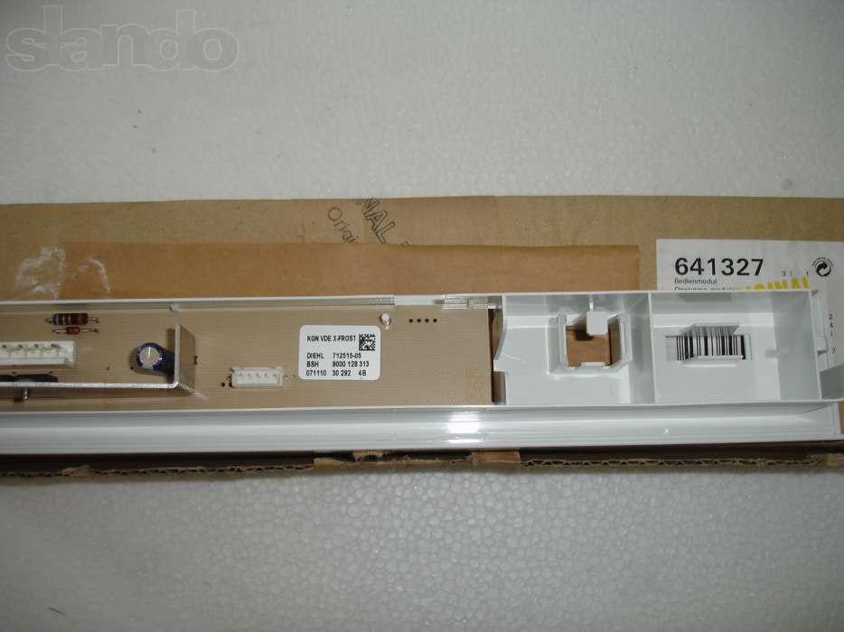 Модуль управления холодильника BOSCH/SIEMENS 641327