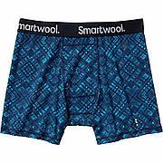 Мужские боксеры Smartwool Men's Micro 150 Printed Boxer Brief