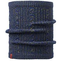 Снуд Buff Knitted & Polar Neckwarmer Comfort Braidy, Moss