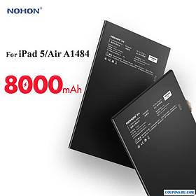 Аккумулятор Nohon для Apple iPad 5 (емкость 7800mAh)