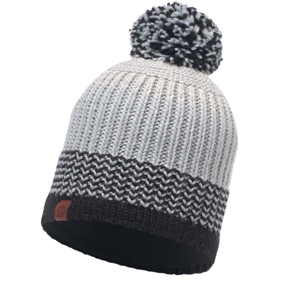 Шапка Buff Knitted & Polar Hat Borae, Grey