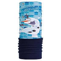 Мультиповязка детская Buff Frozen Junior Polar, Adventure Scuba Blue / Navy