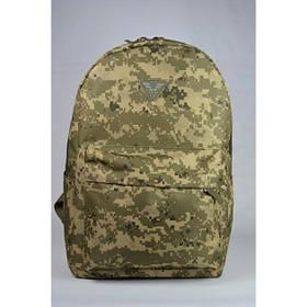 Міський тактичний рюкзак 20 л - український камуфляж піксель (городской тактический рюкзак в милитари стиле)