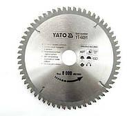 Пильный диск YATO YT-6095
