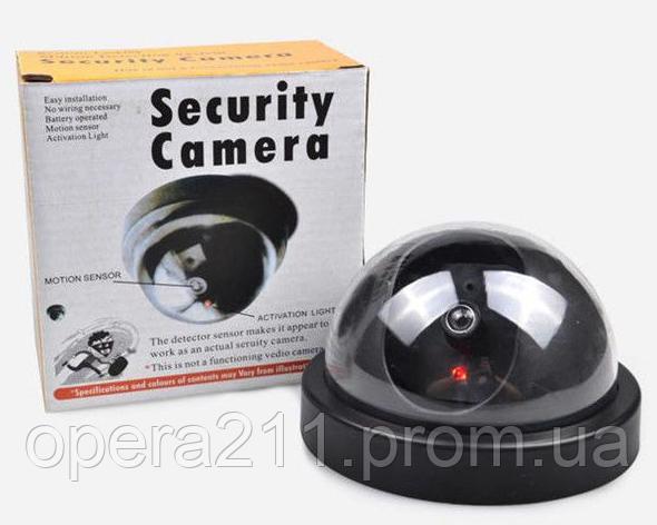 Муляж камеры с мигающим диодом CAMERA DUMMY BALL (AS SEEN ON TV)