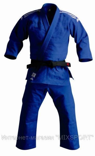 """Кимоно серии """"J650 BU"""" Цвет синий."""