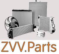 Радиаторы и вентиляторы на MG550 / MG6 (Roewe) с 2008 г.в.