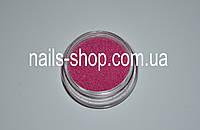 Бархатный песок ярко-розовый