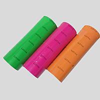 Лента -ценники цветные 35х50 (мм), в упаковке 6 шт.