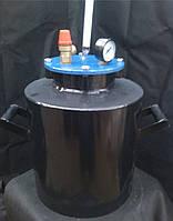 Автоклав для домашнего консервирования Мiнi на болтах  на 10 банок 0.5 л