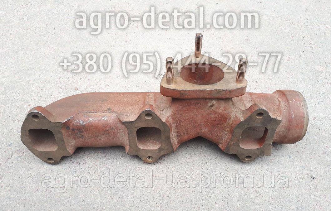 Коллектор выпускной задний 01-07с2А выхлопной,двигателя А 01,А 01М,Д 461,Д 440,Д-442