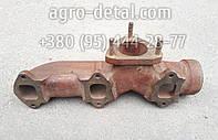Коллектор выпускной задний 01-07с2А выхлопной,двигателя А 01,А 01М,Д 461,Д 440,Д-442, фото 1