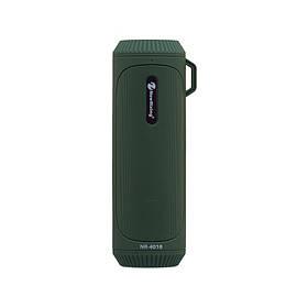Колонка Bluetooth NR4016 (Зеленая)