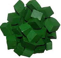 Пигмент для свечей. Цвет: Зеленый. Вес: 20гр.