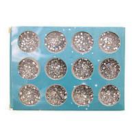 Декор-кристаллы сваровски ,  DK-027