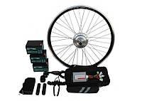 """Электронабор для велосипеда 350W/36V 20-28"""" (полный набор с АКБ)"""