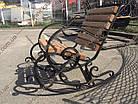 Кресло-качалка металическое №1, фото 2