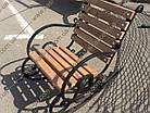 Кресло-качалка металическое №1, фото 3