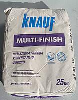 Шпаклевка Кнауф Мульти Финиш финишная гипсовая 25 кг., фото 1