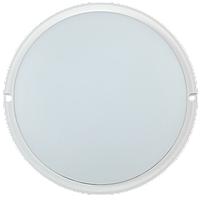 Светильник LED ДПО 4001 8Вт IP54 4000K круг белый IEK (LDPO0-4001-8-4000-K01)