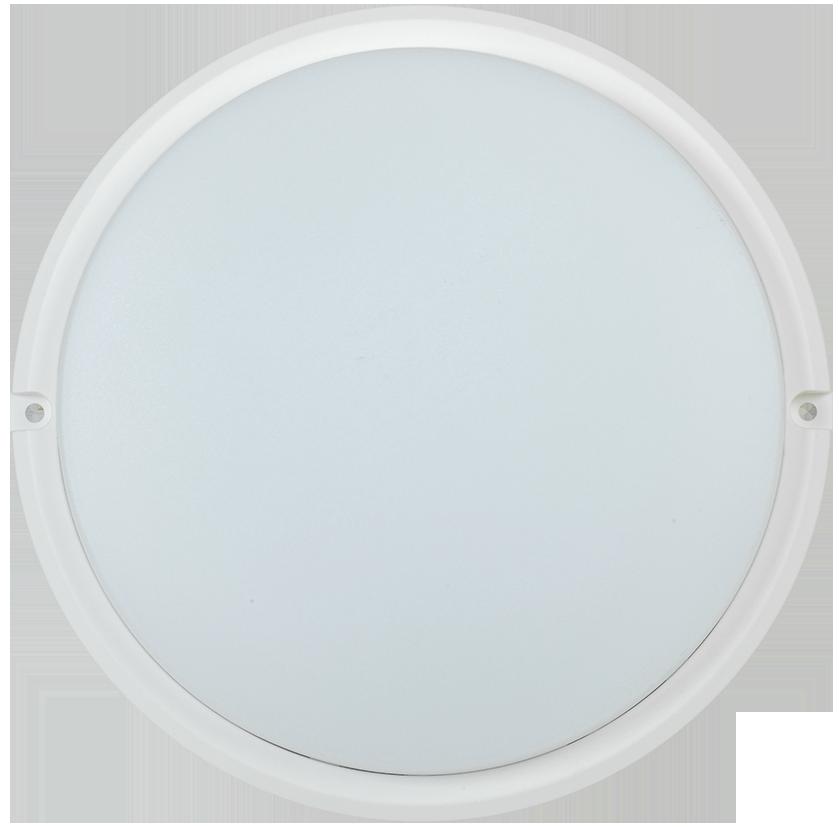 Светильник LED ДПО 4003 15Вт IP54 4000K круг белый IEK