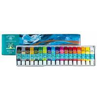 Акриловая краска 18 цв. 6 ml  (опт 3шт)
