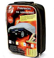 Тент  автомобильний Milex Polyester  XL (зеркало+замок)