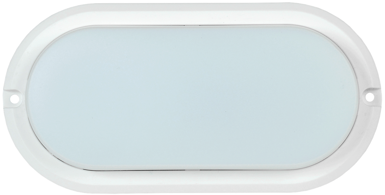 Светильник LED ДПО 4011 8Вт IP54 4000K овал белый IEK (LDPO0-4011-8-4000-K01)