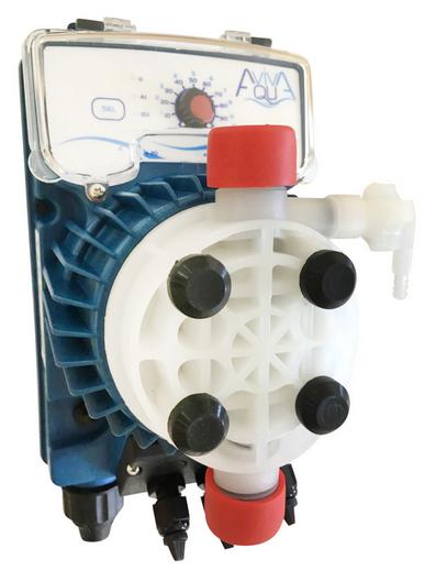 Дозирующий насос AquaViva 15 л/ч (APG800) универсальный пропорционального дозирования