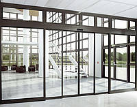 Телескопические автоматические раздвижные двери G-U GS-100Т (Германия)*