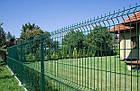 Заборные секции 1,5х2,5м Стандарт 4+4мм в ППЛ, фото 5