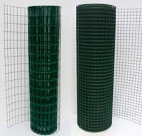 Сварная сетка в рулонах Классик 2м высотой с ПВХ покрытием
