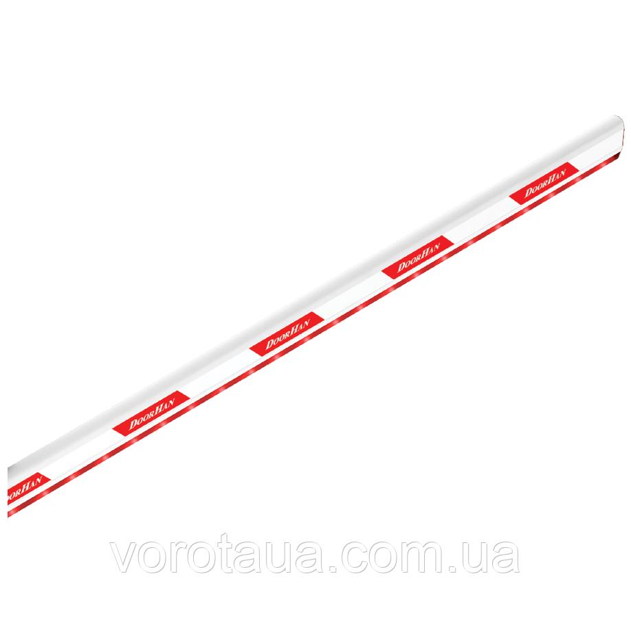 Стріла алюмінієва BOOM-6 для шлагбаума DoorHan Barrier довжиною 6 метрів