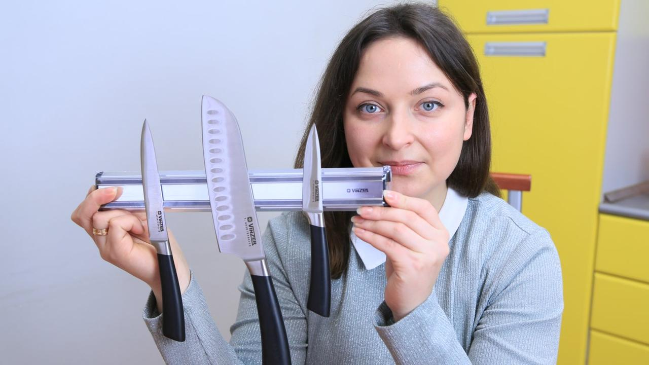 Набор ножей Vinzer Fuji 89127