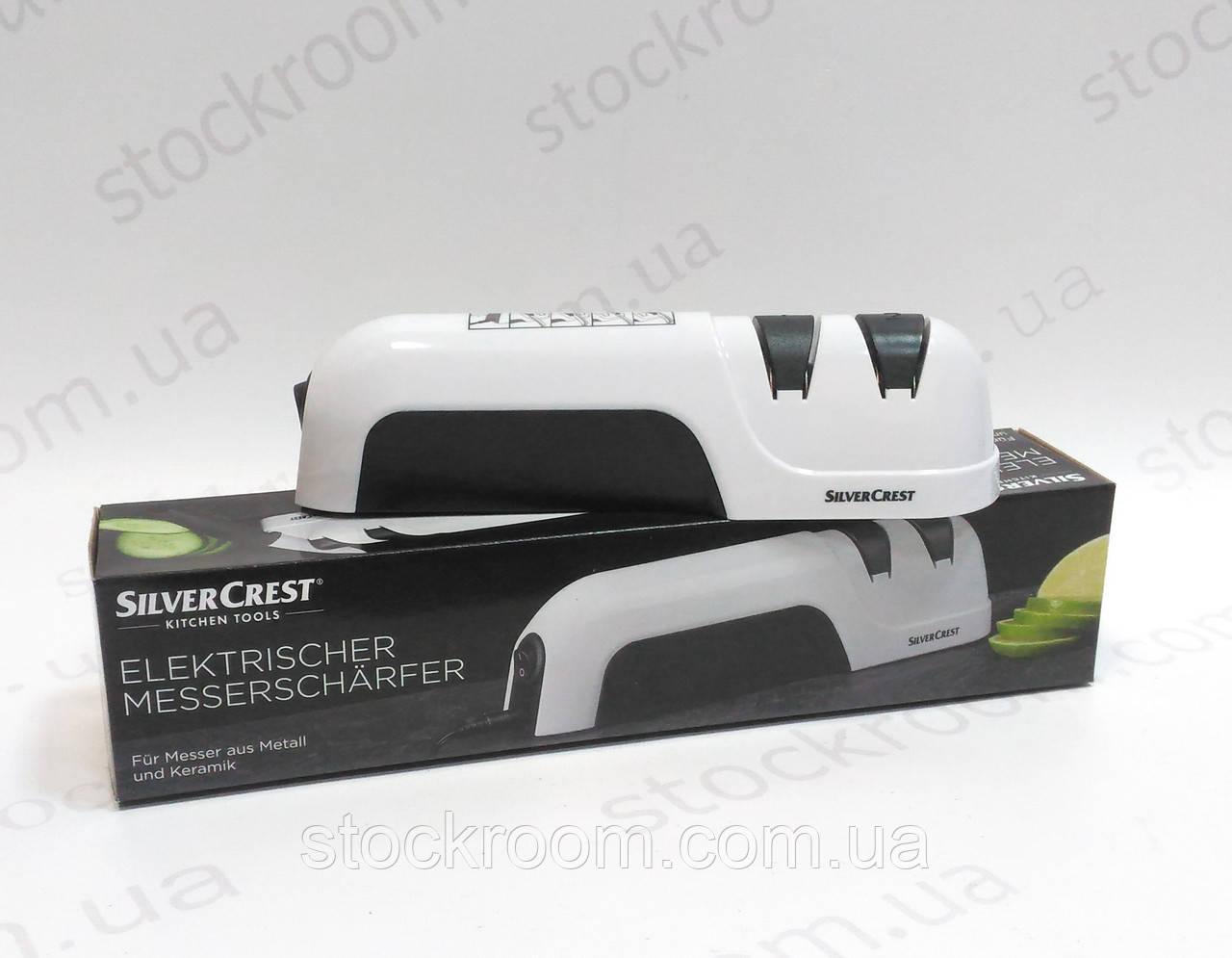 Точилка для ножей Silver Crest SEMS 12 A1 электрическая