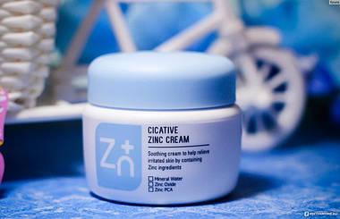 Крем с цинком A'PIEU Cicative Zinc Cream,антисептический крем, противовоспалительный крем, оригинал, фото 3